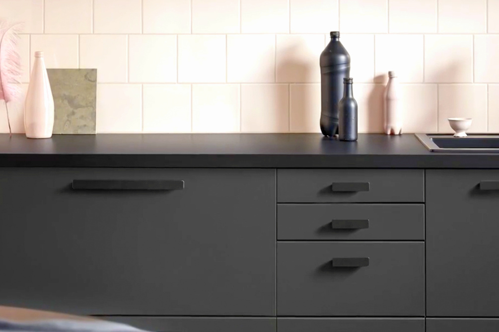 Kitchen Collection Is Made From Recycled Water Bottles