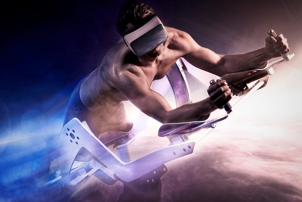 Full-Body Flying Suit Uses VR To Give Wearers A Workout