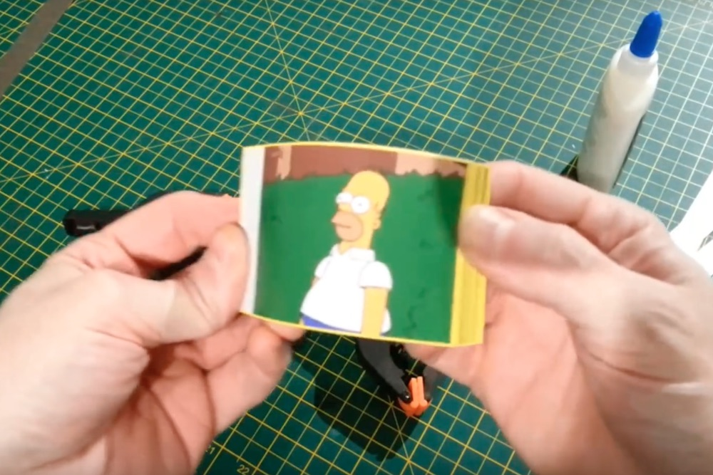 It is a photo of Playful Printable Flip Books