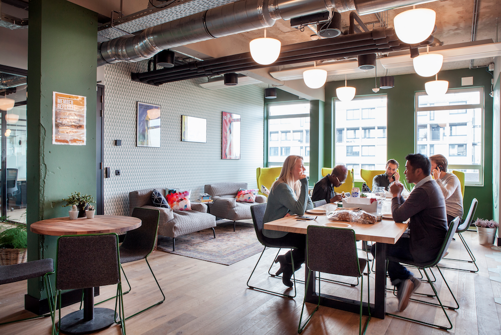 Wework Wants To Help Design Build And Run Your Office For You
