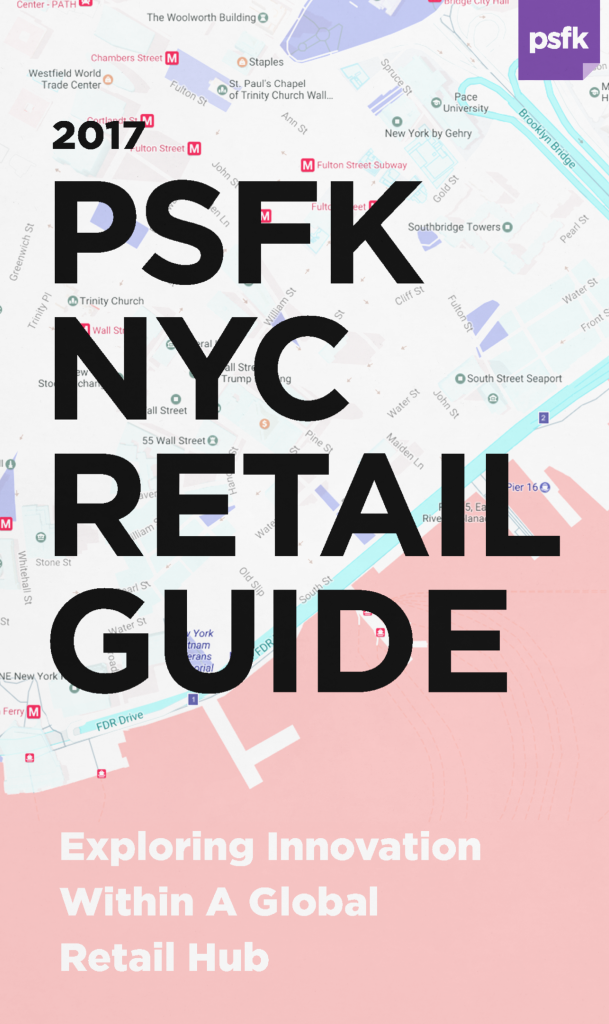 The NYC Retail Guide