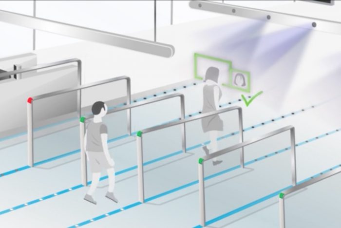 All You Need Is Your Face To Ride The Subway Of The Future