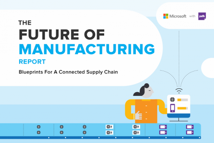 PSFK Launches The Future Of Manufacturing