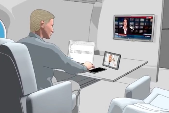 Honeywell Plans To Bring Netflix-Capable Internet To The Skies