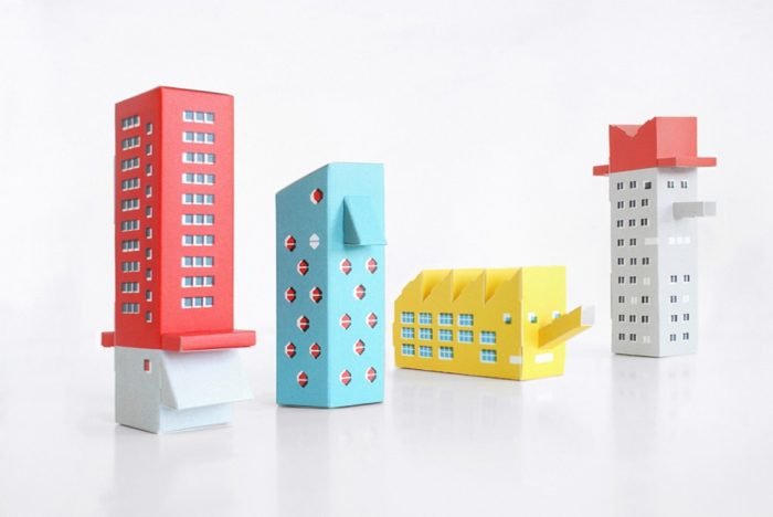 Cut-Out Book Lets You Build Your Own Russian Constructivist Playground