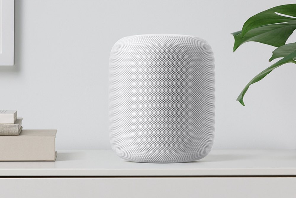 Apple launches HomePod speaker at developers' conference