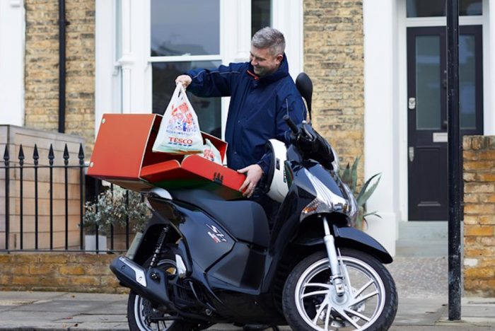 Tesco Introduces One-Hour Delivery In London To Combat Competition
