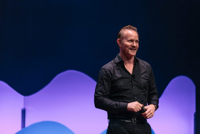 PSFK 2017: How Morgan Spurlock Tells Stories With Just The Right Amount Of Crazy