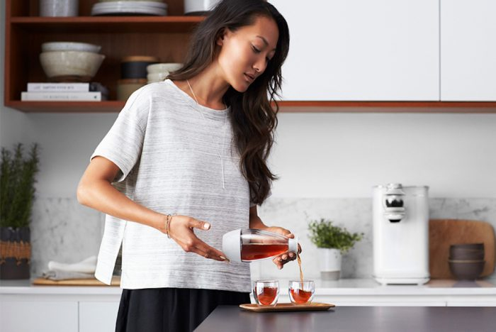 Tea Infuser Brews The Perfect Cup Every Time Thanks To Smart Technology