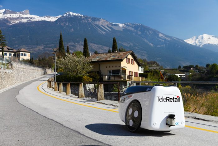 This Delivery Robot Is Helping Small Businesses Wage War On E-Commerce Giants