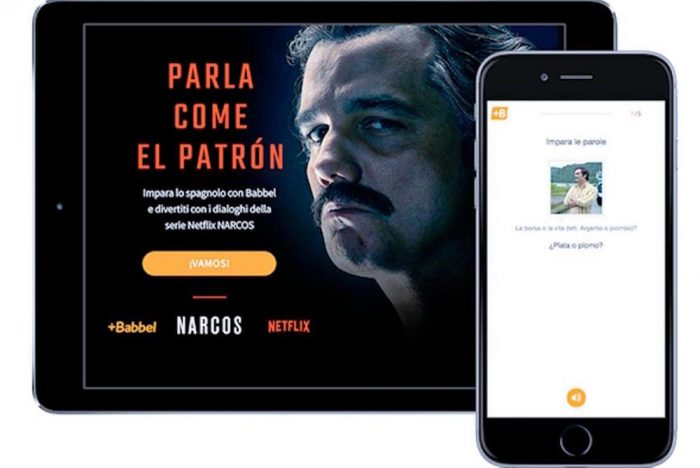 "Netflix Campaign Creates ""Narco""-Themed Spanish Lessons"