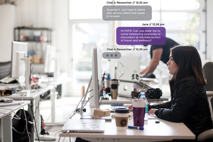 Introducing PSFK's 72 Hour Research Service