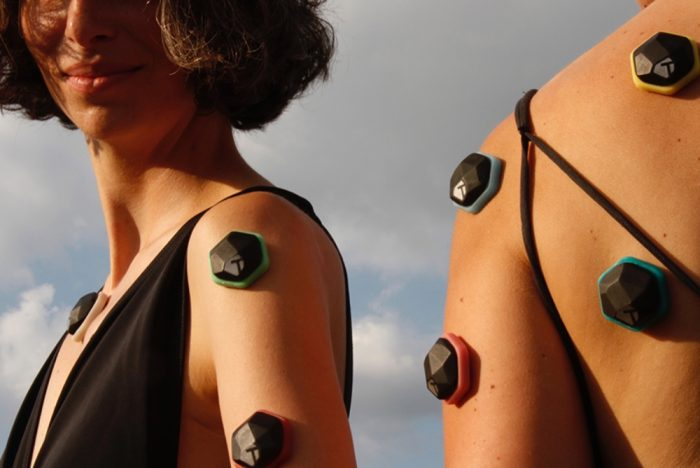 Pads Let Musicians Feel Music Through Their Skin As They Compose