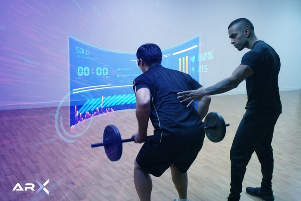 Augmented Reality Workouts Turn Exercising Into A Game