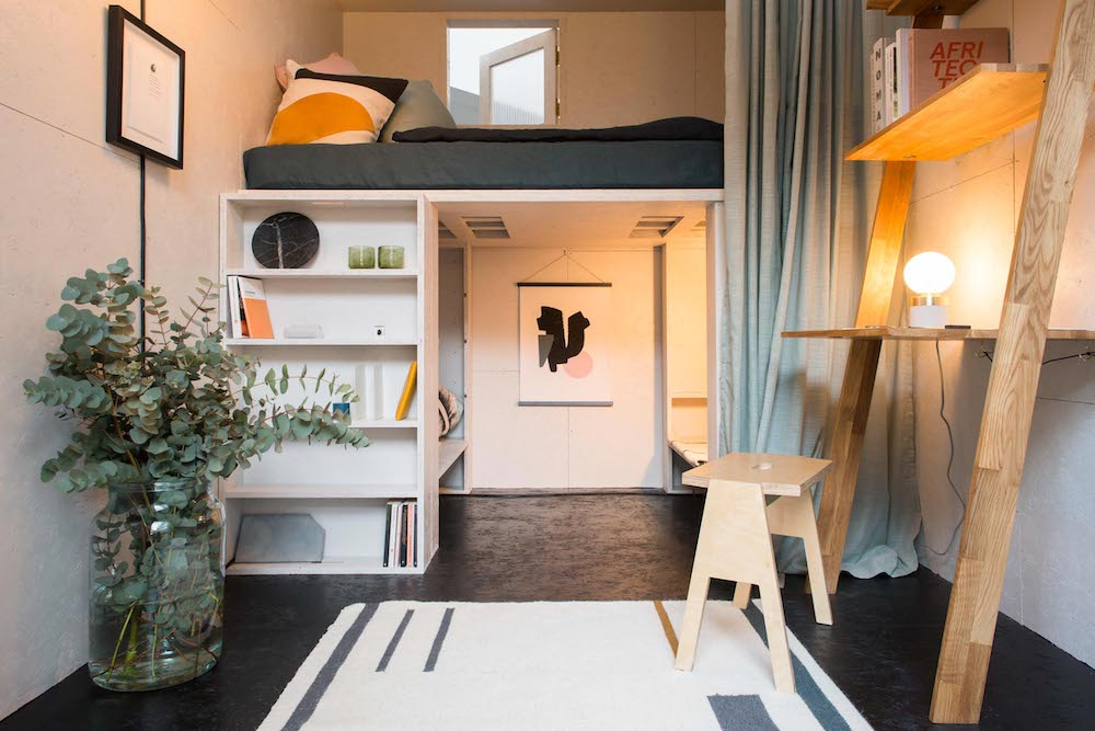 Empty London Buildings Are Repurposed For Temporary Affordable Housing