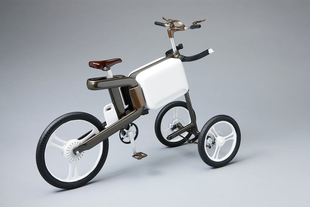 This Concept Bike Is Designed For Beach Loving Tourists