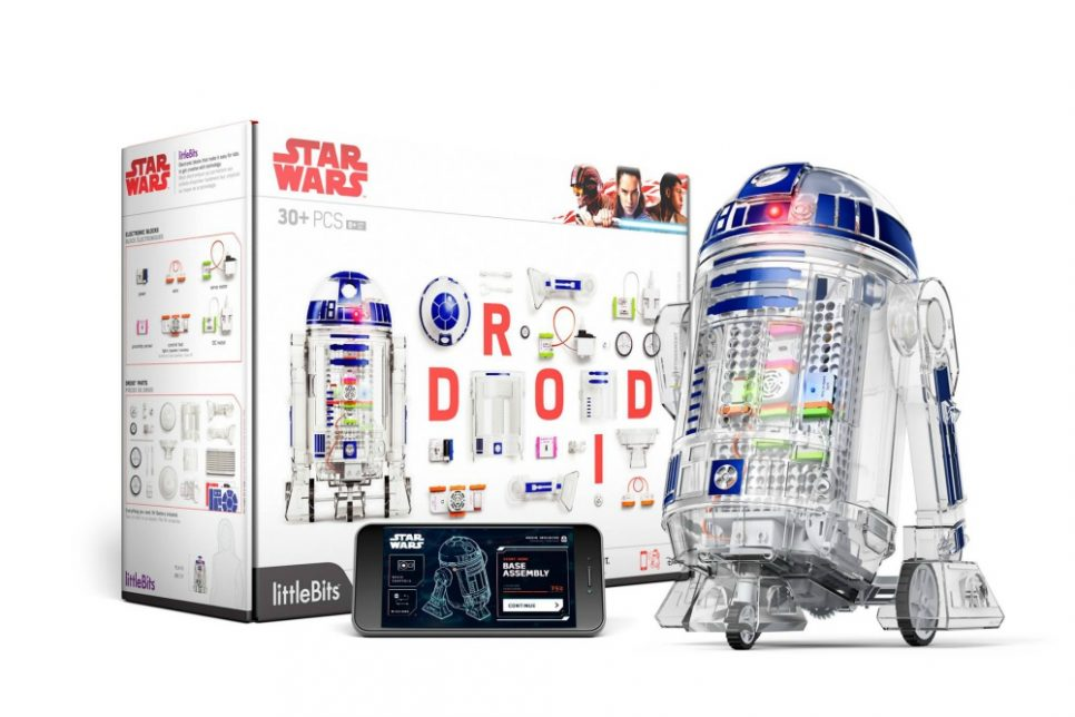 LEGO Wants To Help Kids Build Their Own Star Wars Droids