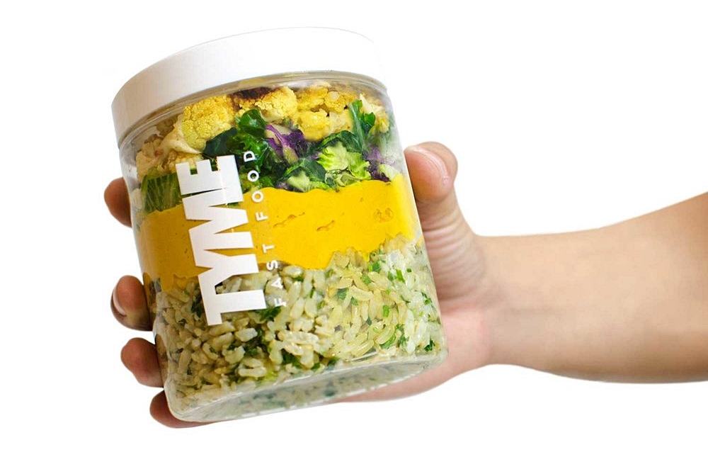 Vegan Fast Food Delivery Comes In Reusable Jars