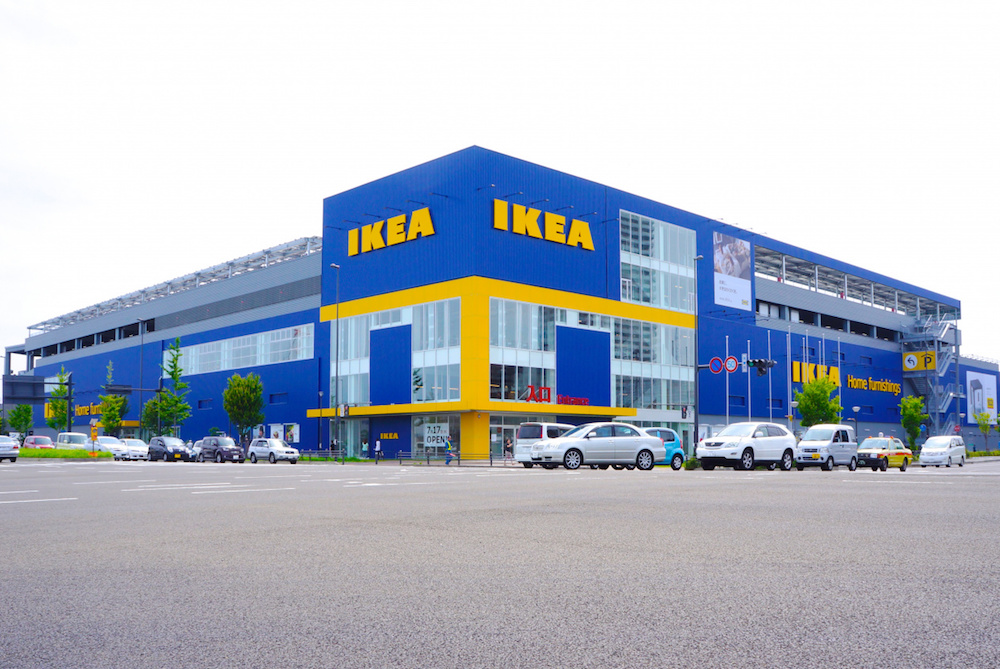 why ikea signed an agreement to aquire taskrabbit. Black Bedroom Furniture Sets. Home Design Ideas