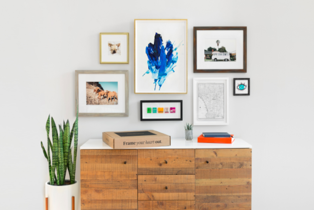 Target Will Now Help You Custom Frame Your Art