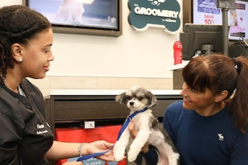 PetSmart Opened Concept Stores Entirely Dedicated To Grooming