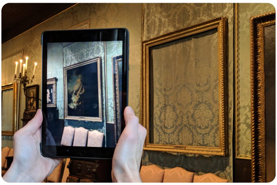 A Boston Museum Is Using AR To Show Stolen Works