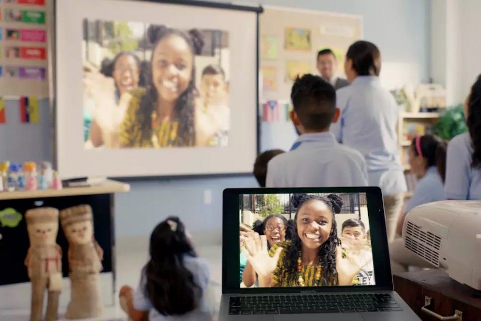 Students Around The Globe Build Empathy Through A Learning Platform