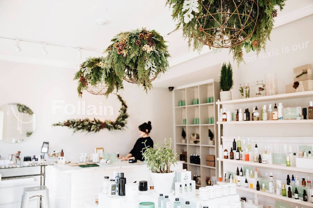 Follain Is Opening More Retail Stores To Take Clean Beauty
