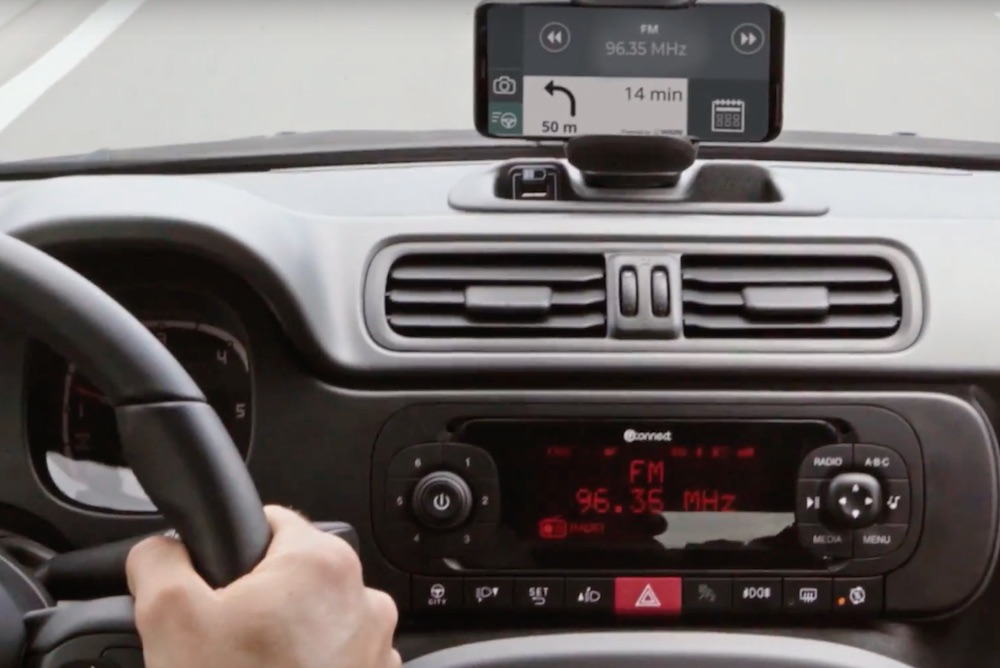 Waze Collaborates With Fiat To Create A Navigation