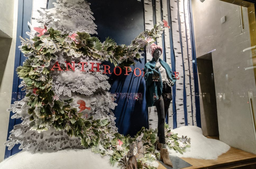Anthropologie - Rockefeller Plaza, 50 Rockefeller Center