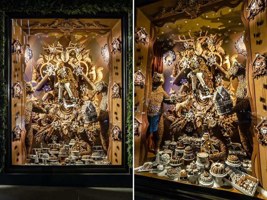 Bergdorf-Goodman - 754 5th Ave.